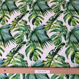 jungle bladeren