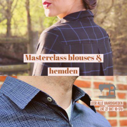 Masterclass blouses en hemden