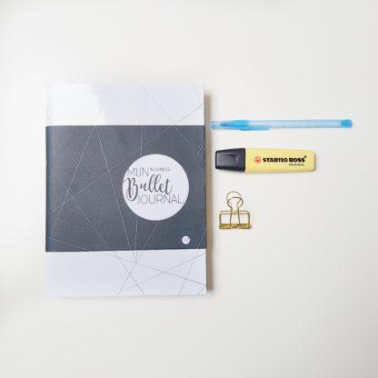 bullet journal voor ondernemers met miss pixie