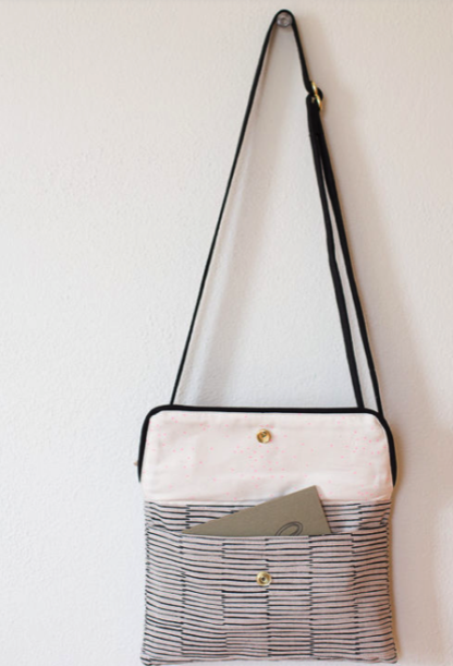 Workshop traverse bag @ the sewing loft lissewege