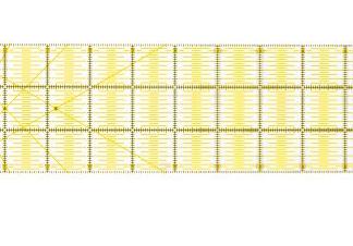 Lineaal 15x60 cm