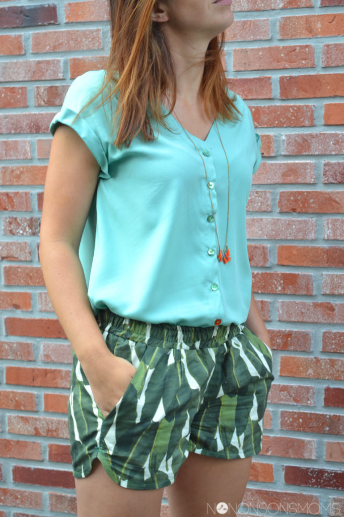 Donna blouse voor beginners ** 3 Aug
