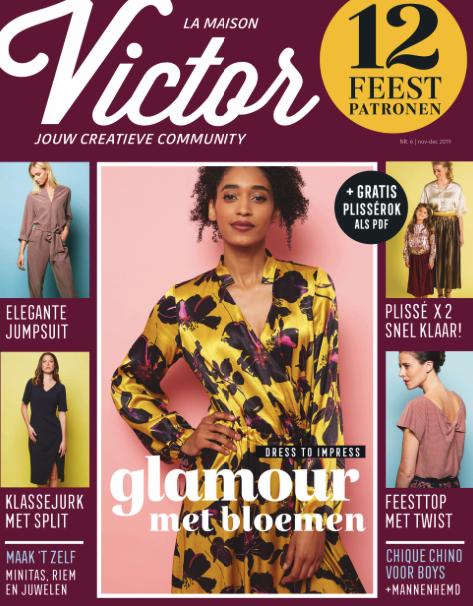 La maison victor editie 6 nov dec 2019