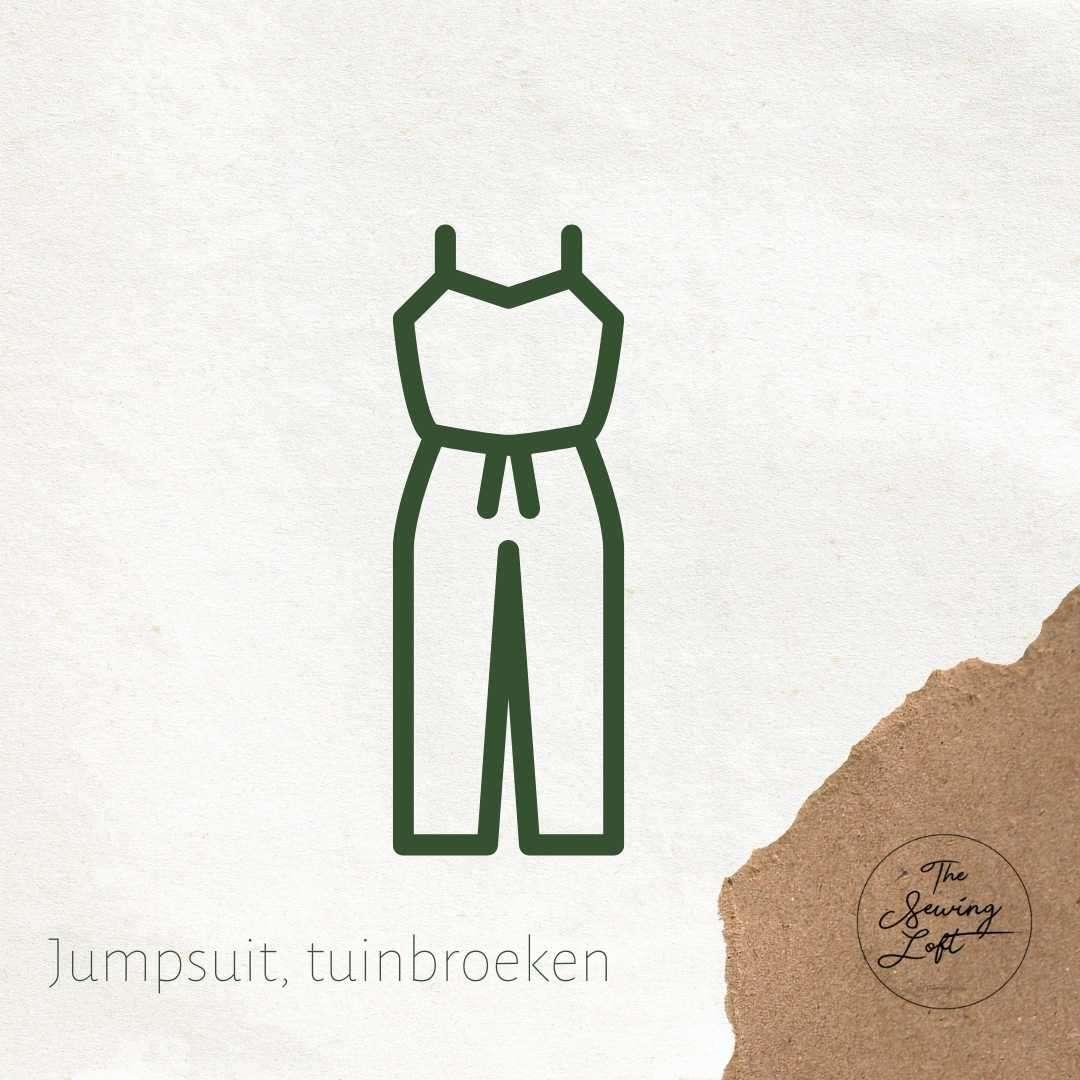 Jumpsuit en tuinbroeken